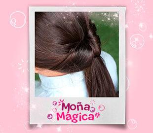 Peinado Moña Mágica